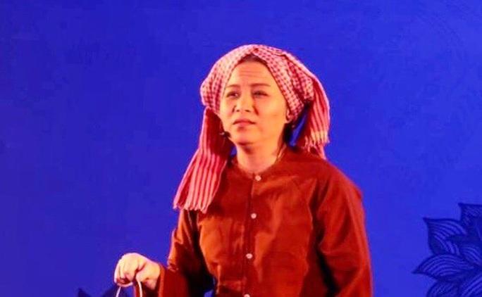 Nghệ sĩ Linh Sang, Nhà hát Tây Đô đoạt số điểm cao nhất cuộc thi Trần Hữu Trang tại Cần Thơ - Ảnh 1.