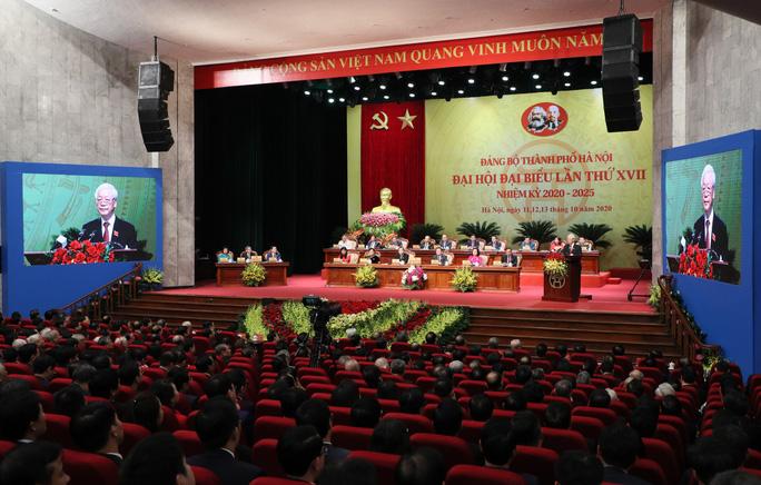 Tổng Bí thư, Chủ tịch nước: Phải thực hiện tốt kiểm soát quyền lực trong công tác cán bộ - Ảnh 2.