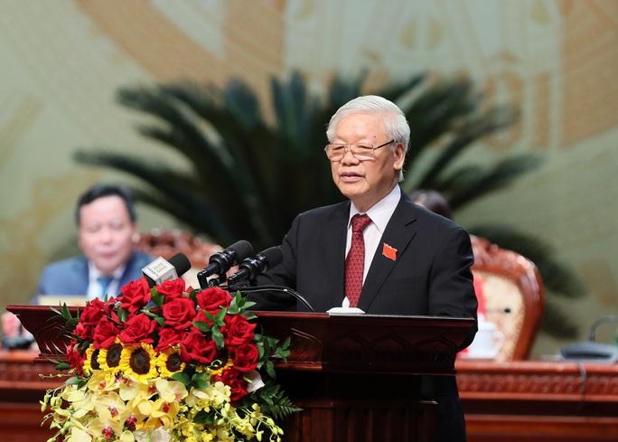 Tổng Bí thư, Chủ tịch nước: Phải thực hiện tốt kiểm soát quyền lực trong công tác cán bộ - Ảnh 1.