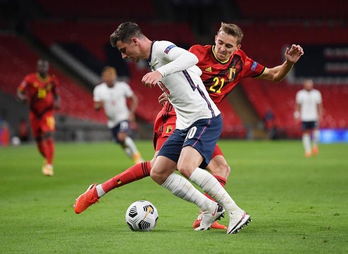 Hạ đội bóng số 1 thế giới, tuyển Anh lên ngôi đầu Nations League - Ảnh 2.