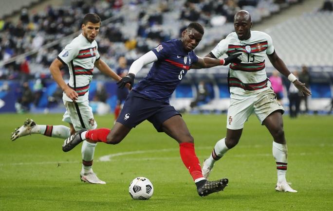 Pháp – Bồ Đào Nha: Chia điểm ở Paris, phân ngôi đầu bảng - Ảnh 1.