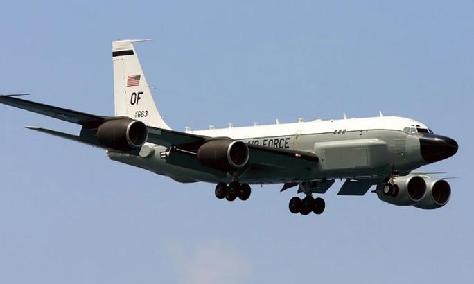 Mỹ điều 60 máy bay do thám tới gần Trung Quốc - Ảnh 1.