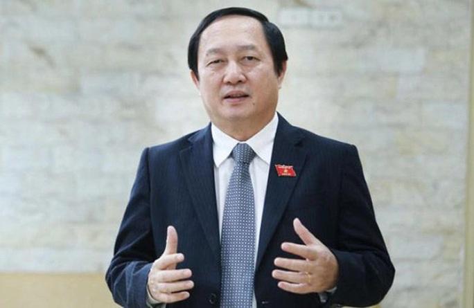 Quốc hội dự kiến phê chuẩn 2 tân Bộ trưởng Y tế và KH-CN tại kỳ họp thứ 10 - Ảnh 2.