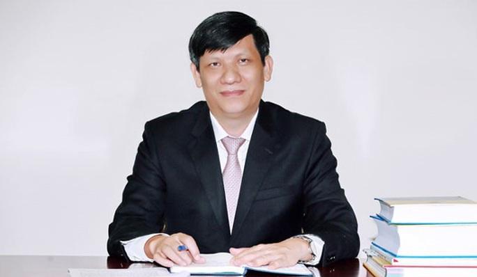 Quốc hội dự kiến phê chuẩn 2 tân Bộ trưởng Y tế và KH-CN tại kỳ họp thứ 10 - Ảnh 1.