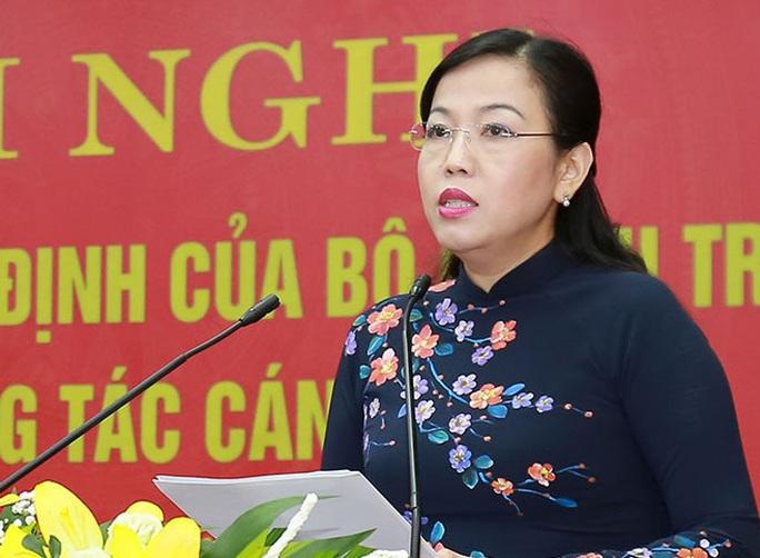 Bà Nguyễn Thanh Hải tái đắc cử Bí thư Tỉnh uỷ Thái Nguyên - Ảnh 1.