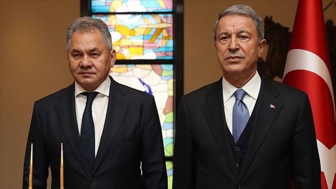 Chiến sự Armenia-Azerbaijan: Thổ Nhĩ Kỳ ra yêu cầu cho Nga  - Ảnh 2.