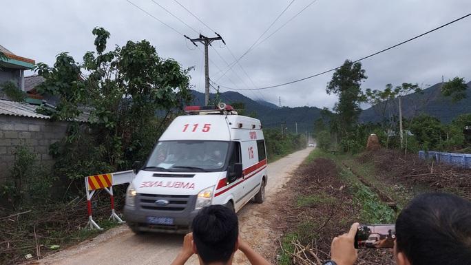 Vụ Thủy điện Rào Trăng 3: Lực lượng cứu hộ tiếp cận khu vực Trạm Kiểm lâm 67 - Ảnh 5.