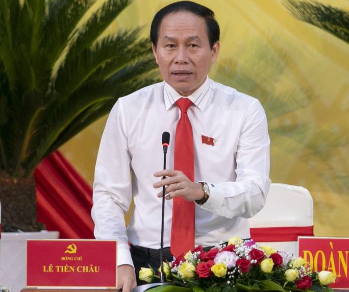 Ông Lê Tiến Châu tái đắc cử Bí thư Tỉnh ủy Hậu Giang - Ảnh 1.
