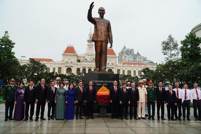 Đại hội đại biểu Đảng bộ TP HCM nhiệm kỳ 2020-2025 họp phiên trù bị - Ảnh 3.