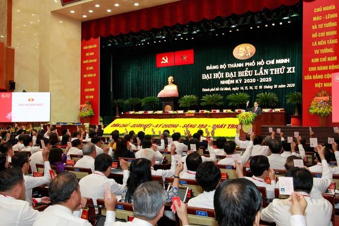 Đại hội đại biểu Đảng bộ TP HCM nhiệm kỳ 2020-2025 họp phiên trù bị - Ảnh 4.