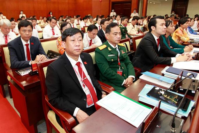 Hình ảnh phiên trù bị Đại hội Đảng bộ TP HCM lần thứ XI - Ảnh 7.