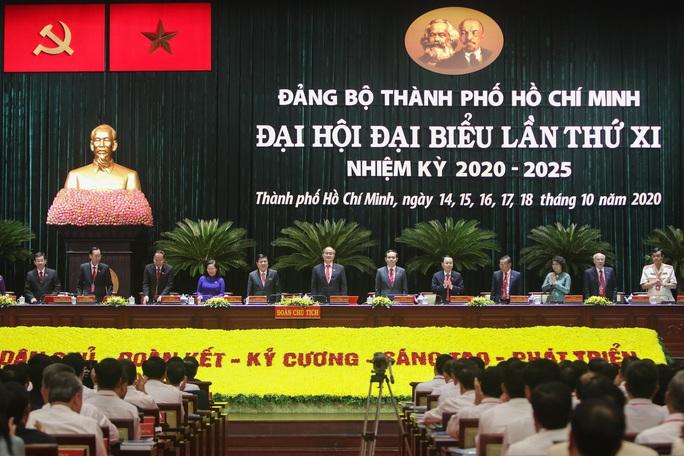 Hình ảnh phiên trù bị Đại hội Đảng bộ TP HCM lần thứ XI - Ảnh 5.