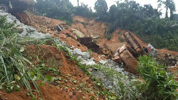 Tìm thấy thi thể Thiếu tướng Nguyễn Văn Man và 12 người khác gặp nạn ở tiểu khu 67 - Ảnh 10.
