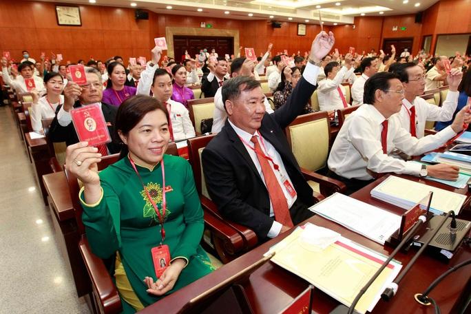 Hình ảnh phiên trù bị Đại hội Đảng bộ TP HCM lần thứ XI - Ảnh 9.