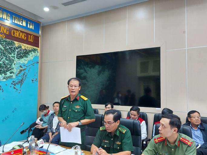 Chia nhiều hướng tiếp cận cứu hộ 30 người ở Thủy điện Rào Trăng 3 - Ảnh 3.