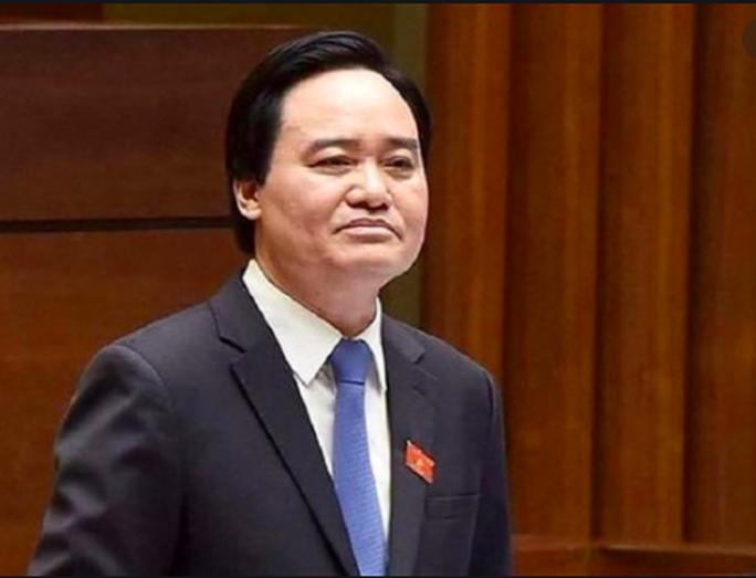Sách giáo khoa Tiếng Việt 1 nhiều sạn: Bộ trưởng Phùng Xuân Nhạ có trách nhiệm gì? - Ảnh 1.