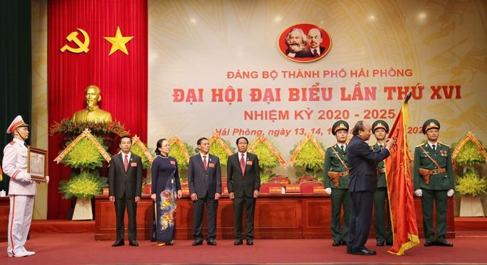 Thủ tướng trao Huân chương Hồ Chí Minh cho Hải Phòng - Ảnh 1.