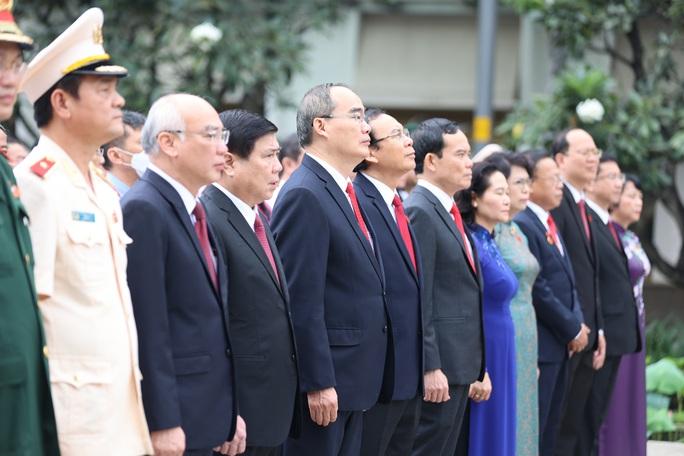 Đại hội đại biểu Đảng bộ TP HCM nhiệm kỳ 2020-2025 họp phiên trù bị - Ảnh 2.