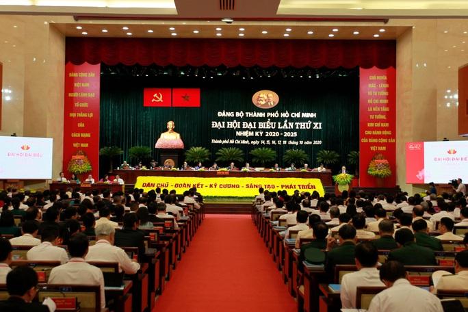 Hình ảnh phiên trù bị Đại hội Đảng bộ TP HCM lần thứ XI - Ảnh 10.