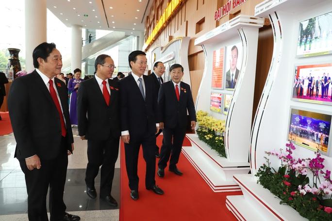 349 đại biểu dự Đại hội Đảng bộ tỉnh Bình Dương nhiệm kỳ 2020-2025 - Ảnh 2.