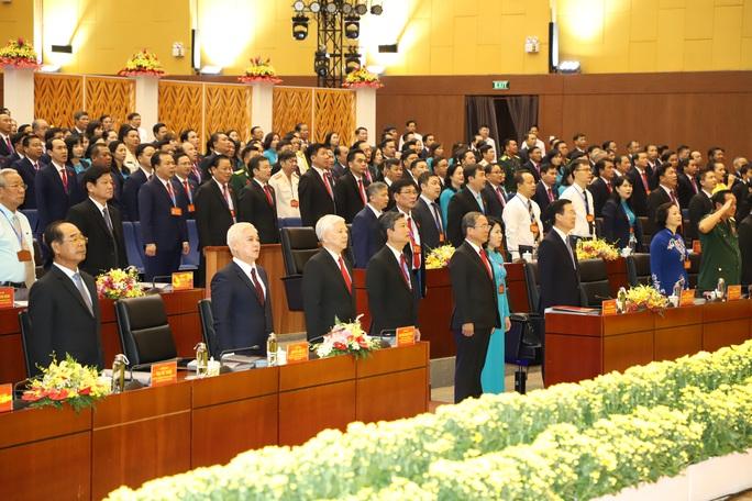 349 đại biểu dự Đại hội Đảng bộ tỉnh Bình Dương nhiệm kỳ 2020-2025 - Ảnh 1.