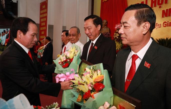 Ông Lê Tiến Châu tái đắc cử Bí thư Tỉnh ủy Hậu Giang - Ảnh 15.