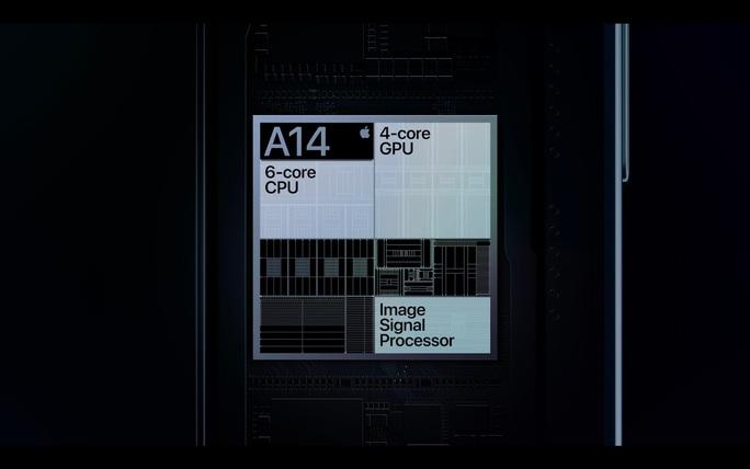 iPhone 12 ra mắt với thiết kế mới, nâng cấp camera, có 5G - Ảnh 5.