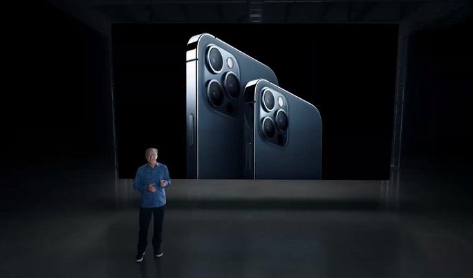 iPhone 12 ra mắt với thiết kế mới, nâng cấp camera, có 5G - Ảnh 1.