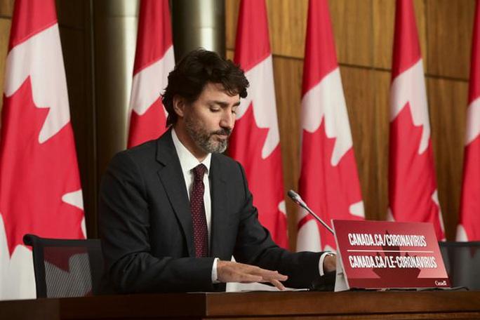 """Thủ tướng Canada chỉ trích """"chính sách ngoại giao cưỡng ép"""" của Trung Quốc - Ảnh 1."""