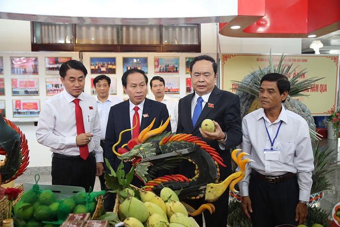 Ông Lê Tiến Châu tái đắc cử Bí thư Tỉnh ủy Hậu Giang - Ảnh 18.