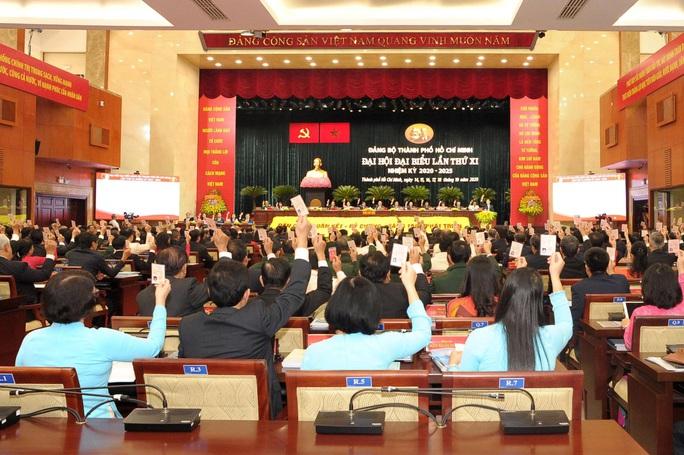 Thủ tướng Nguyễn Xuân Phúc: Đại hội mang tính quyết định tương lai của TP HCM - Ảnh 4.