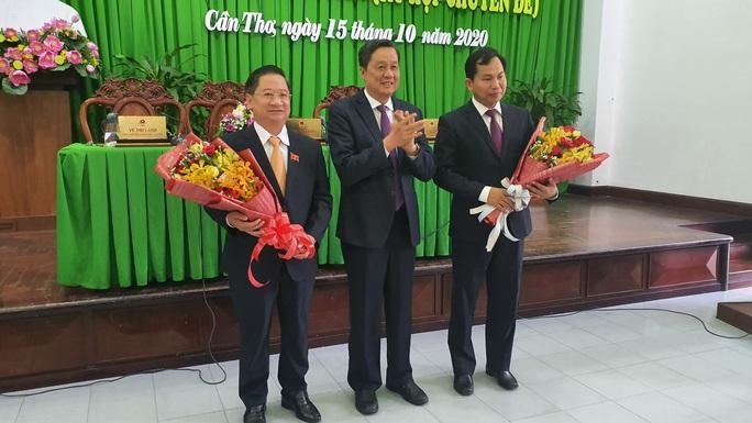Ông Trần Việt Trường được bầu làm Chủ tịch UBND TP Cần Thơ - Ảnh 2.