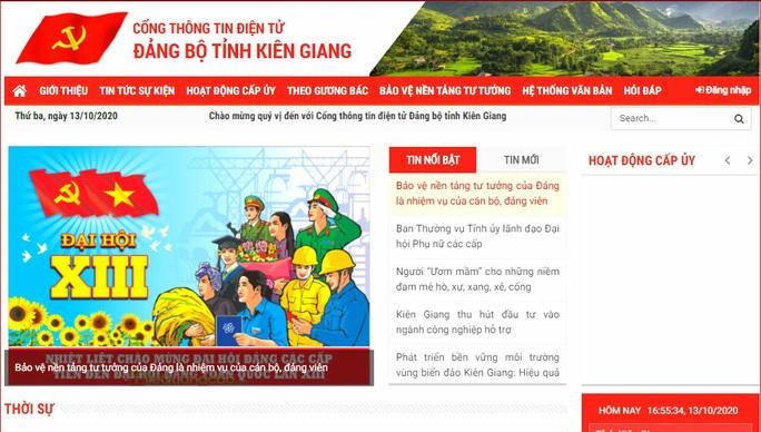 Thêm kênh thông tin cho người dân xứ biển Kiên Giang - Ảnh 1.
