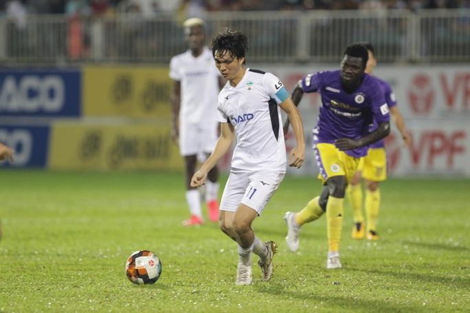 HAGL lại thảm bại trước Hà Nội FC - Ảnh 1.