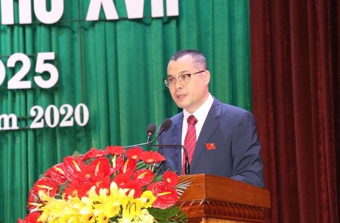 Lãnh đạo Tỉnh ủy Phú Yên có nhiều gương mặt mới - Ảnh 2.
