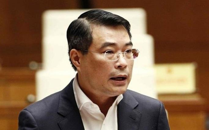Thống đốc Lê Minh Hưng làm Chánh Văn phòng Trung ương - Ảnh 1.