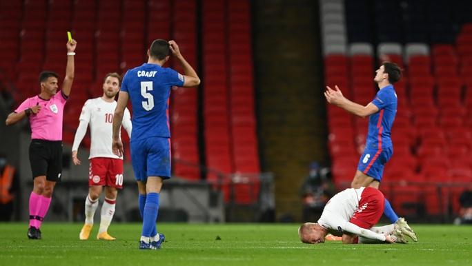 Thua sốc Đan Mạch trên sân nhà, tuyển Anh mất ngôi đầu Nations League - Ảnh 3.