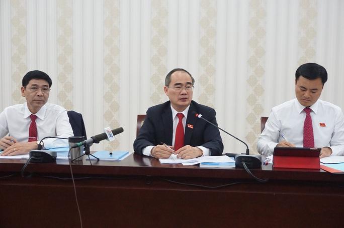 Bí thư Thành ủy TP HCM: Cần điều tra sâu vì sao đảng viên bỏ sinh hoạt Đảng nhiều hơn so với trước - Ảnh 1.