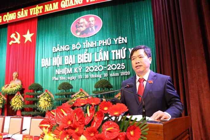 Lãnh đạo Tỉnh ủy Phú Yên có nhiều gương mặt mới - Ảnh 3.