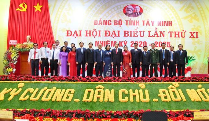 Tây Ninh: Khai mạc Đại hội Đảng bộ lần thứ XI, nhiệm kỳ 2020-2025 - Ảnh 2.