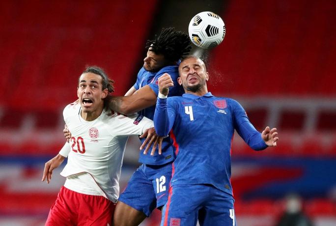 Thua sốc Đan Mạch trên sân nhà, tuyển Anh mất ngôi đầu Nations League - Ảnh 4.