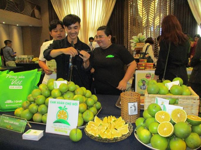 Nông sản thực phẩm bán trên mạng tăng 65% - Ảnh 1.