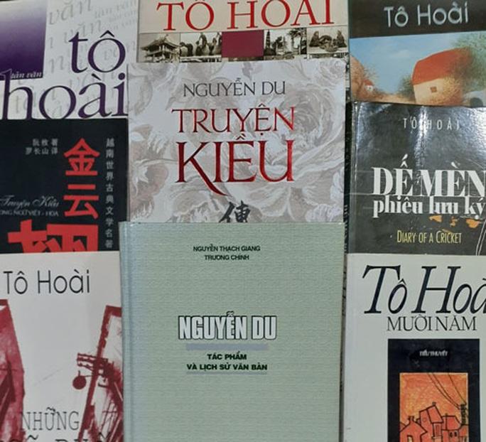 Tô Hoài và Nguyễn Du - Mối duyên văn trăm năm? - Ảnh 1.