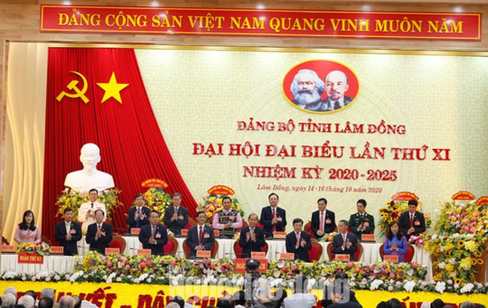 Ông Trần Đức Quận tân Bí thư Tỉnh ủy Lâm Đồng 53 tuổi - Ảnh 2.