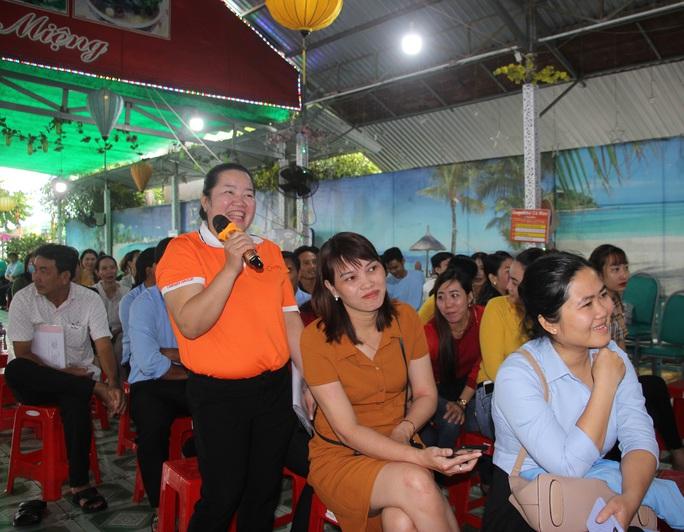Cà Mau: Chung tay chấm dứt bạo lực đối với phụ nữ và trẻ em - Ảnh 4.