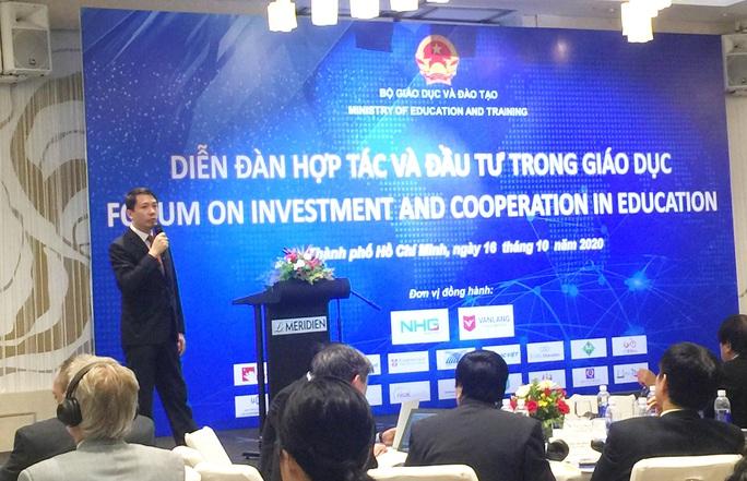 4,4 tỉ USD vốn đầu tư nước ngoài vào giáo dục Việt Nam - Ảnh 1.