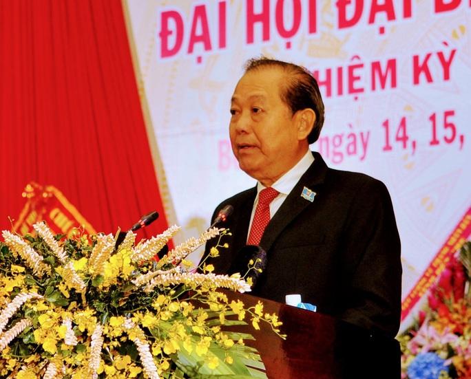 Ông Phan Văn Mãi tái đắc cử Bí thư Tỉnh ủy Bến Tre - Ảnh 4.