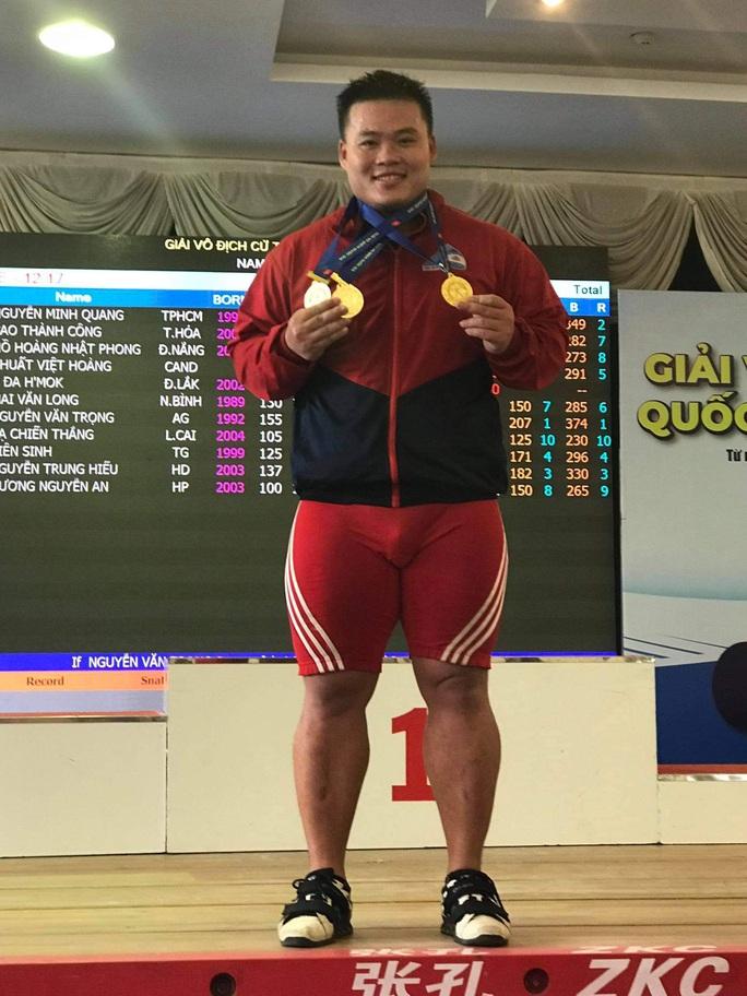 5 phút phá ba kỷ lục, Nguyễn Văn Trọng giành danh hiệu Người khỏe nhất Việt Nam - Ảnh 4.