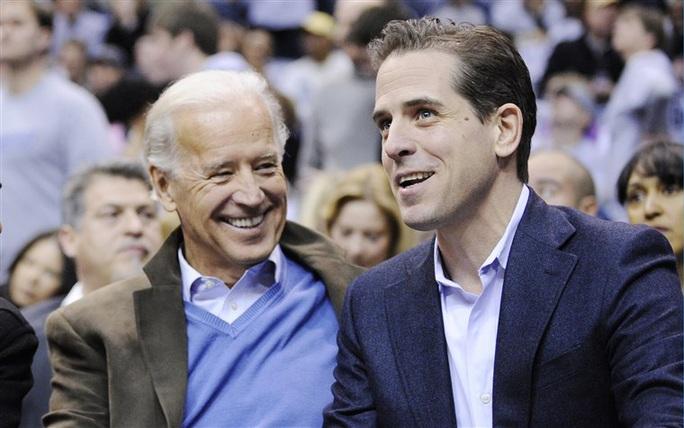 FBI vào cuộc điều tra xì-căng-đan nhà Biden - Ảnh 1.