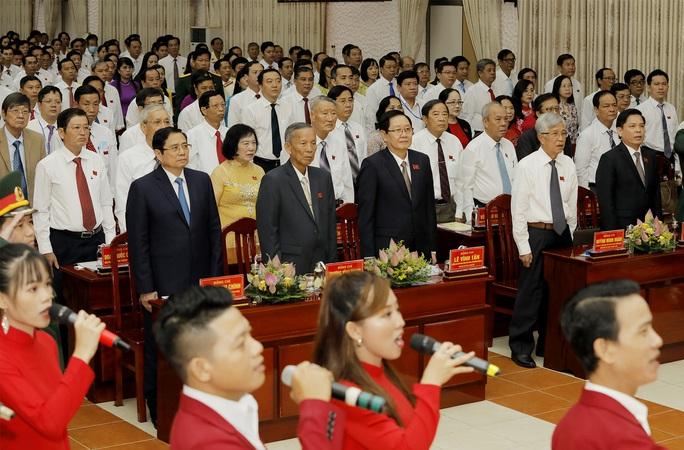 Những hình ảnh tại lễ khai mạc Đại hội Đảng bộ tỉnh Đồng Tháp - Ảnh 2.